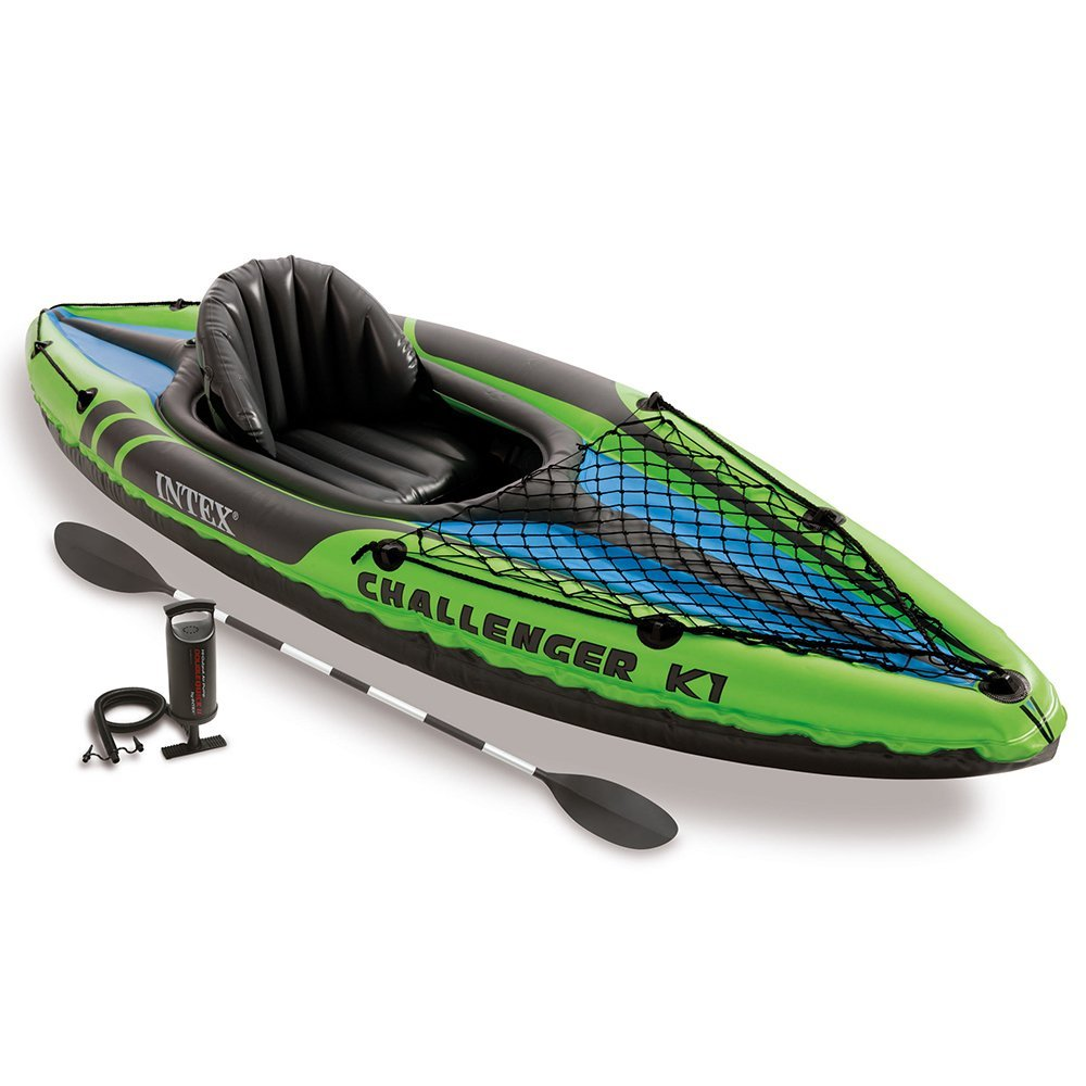 Intex Challenger K1 Kayak – The Ultimate Kayak You Don't Want to Miss