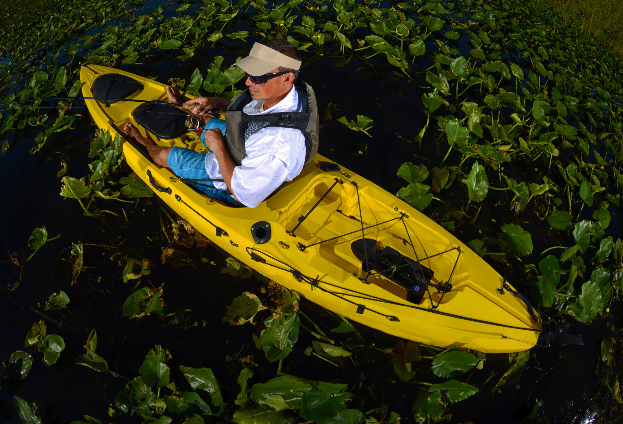 Few Fundamentals to Help you Learn Kayak Fishing