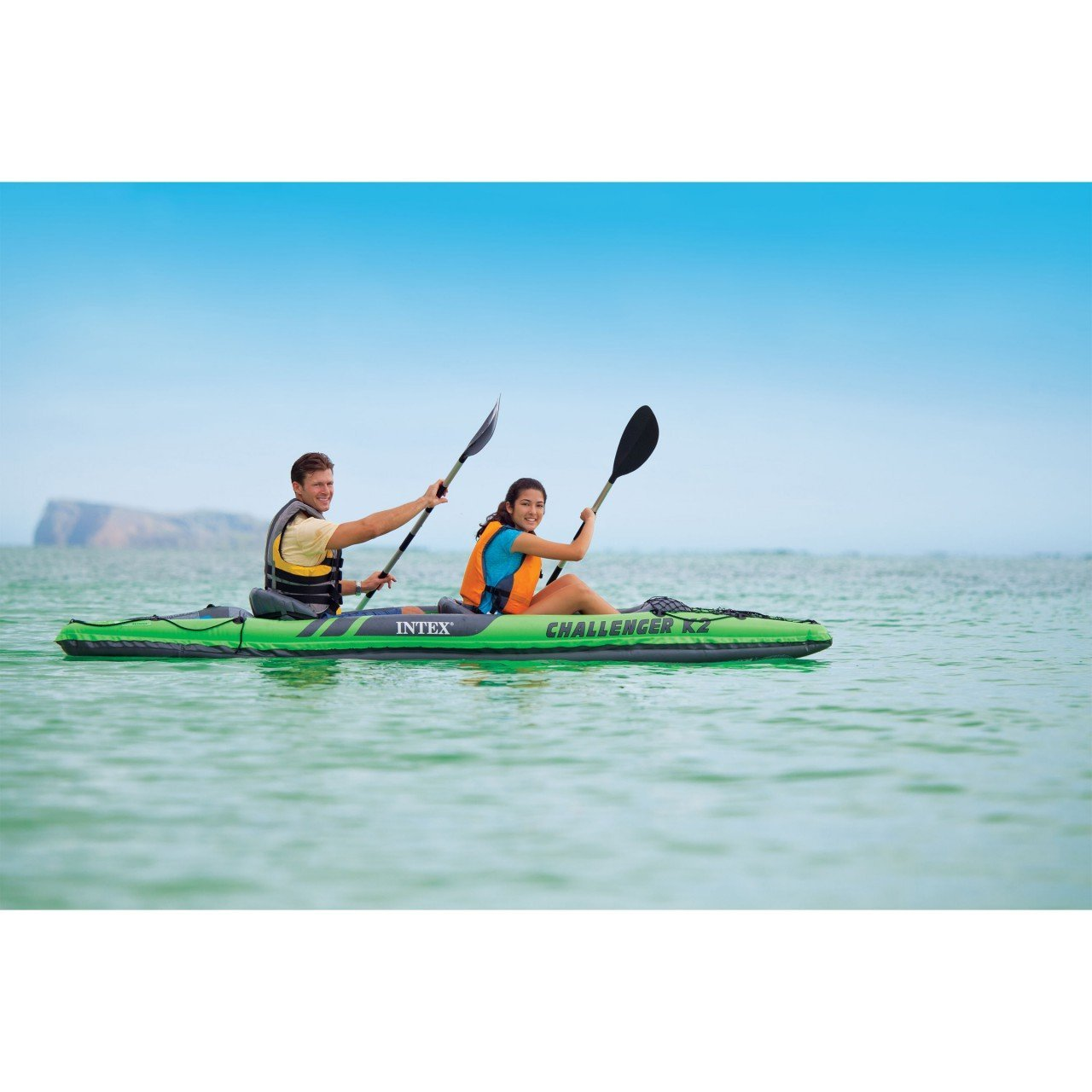 Intex Challenger K2 Kayak of The Top-Rated Kayak In 2017