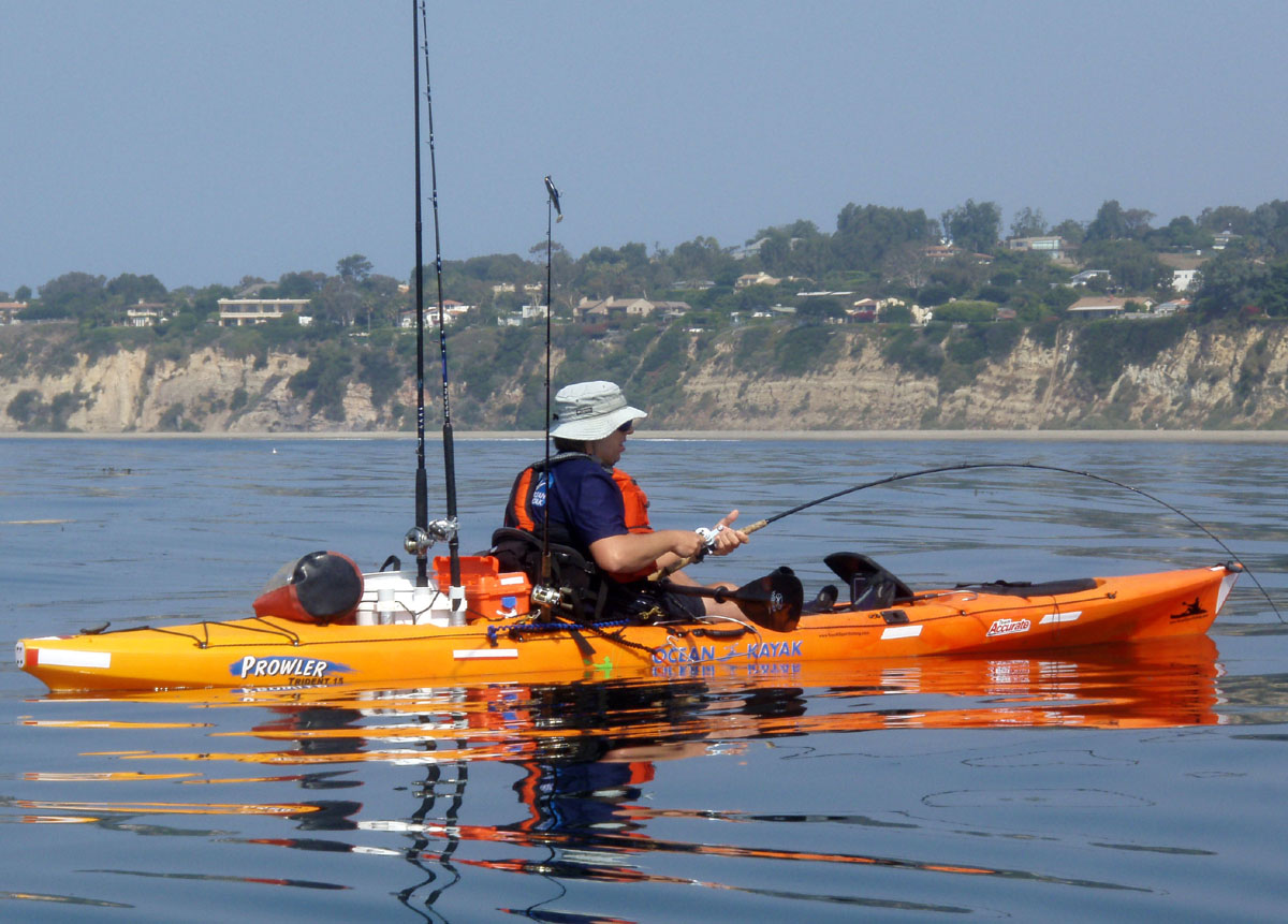 Reviews of the Top Fishing kayaks 2017 - Unlimited Guideline