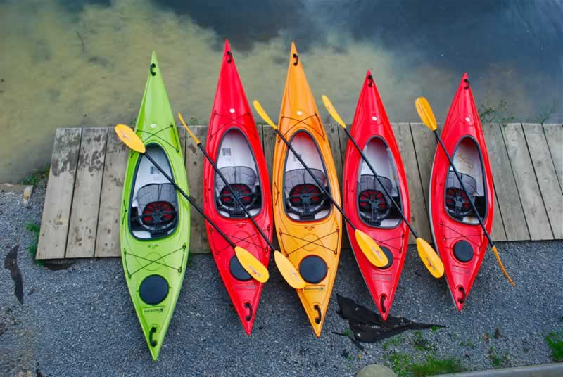 Top 5 Fishing Kayak Reviews