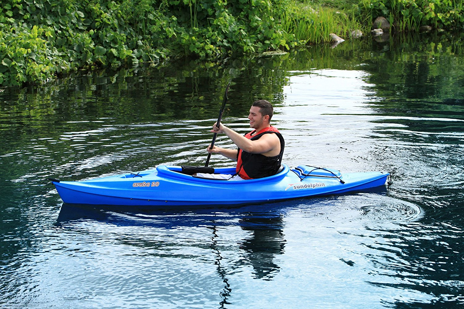 Best sit in fishing kayaks in depth guide reviews for for Sit on vs sit in kayak for fishing